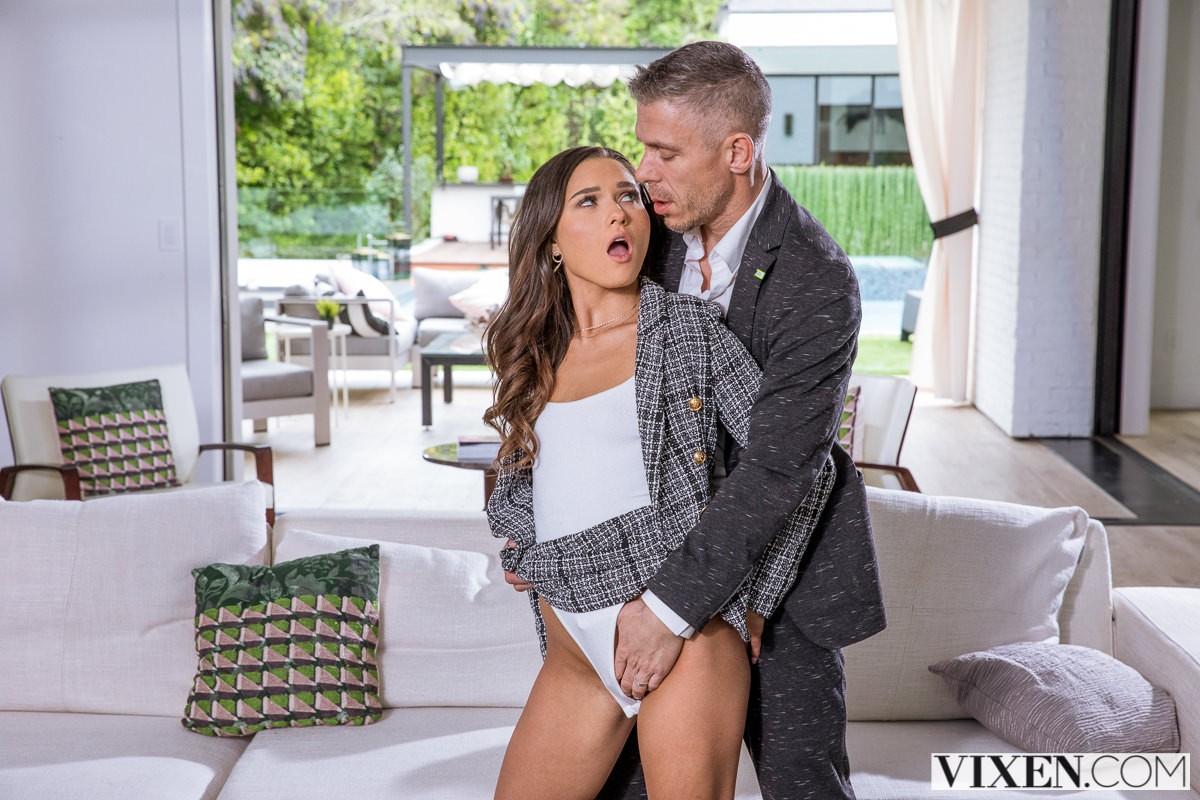 Vixen  Zoe Bloom  Affair With Her Boss 1