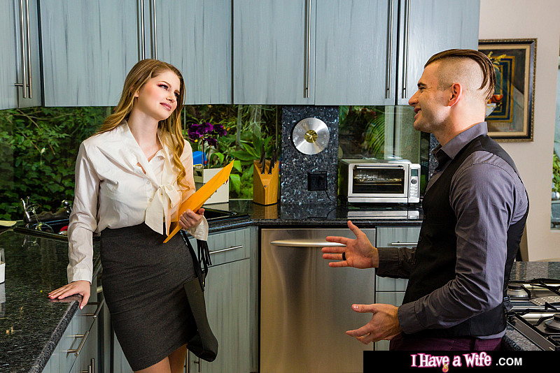I Have a Wife – Bunny Colby – Real Estate agent Bunny Colby does what it takes to close 1