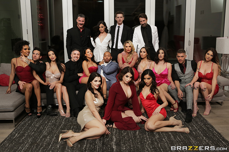 Brazzers Live  Valentines Day Affair Best Moments 1