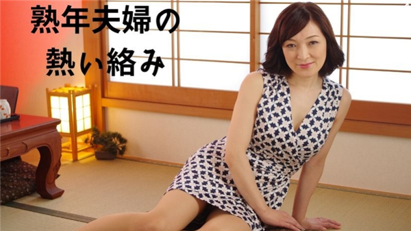Tokyo Hot RB040 TOKYO HOT Adhesion to abnormal sex life of mature couple 1